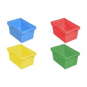 Couvercle cloche F400 Top C, jaune RAL 1003