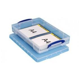 Boîte de rangement 10 Litres incolore - Really Useful Box   Boîtes avec Couvercle