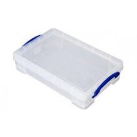 Boîte de rangement 2,5 litres incolore - Really Useful Box   Boîtes avec Couvercle