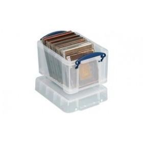 Boîte de rangement 3 Litres incolore - Really Useful Box   Boîtes avec Couvercle