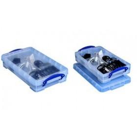 Boîte de rangement avec casier, 2,5 Litres