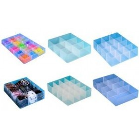 Casier pour boîte de rangement 15 cases, - Really Useful Box - Casiers de Rangement
