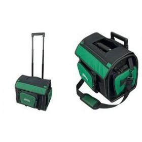 Sac porte-outils à roulettes non équipé - Brüder Mannesmann Green Line | Boîtes à outils