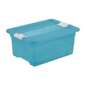 Boîte de rangement jouet cornelia 12 litres fresh-blue - Keeeper | Boîtes avec Couvercle