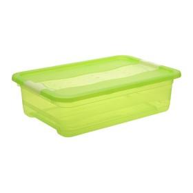Boîte de rangement jouet cornelia 7 litres fresh-green - Keeeper | Boîtes avec Couvercle