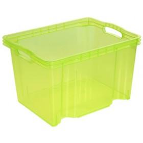 Boîte de rangement franz 6,5 litres vert - Keeeper | Boîtes en Plastique
