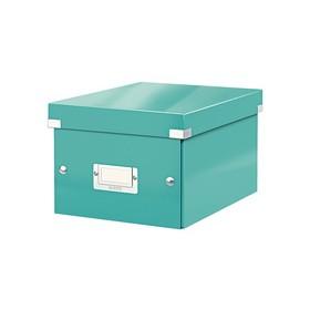 Boîte de rangement en Carton Click & Store WOW A5 menthe - Leitz | Boîtes de Rangement Carton