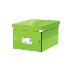 Boîte de rangement en Carton Click & Store WOW A5 vert - Leitz | Boîtes de Rangement Carton