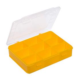 Boîte d'assortiment EuroPlus Basic 18/9 jaune - Allit - Boîtes d'assortiment