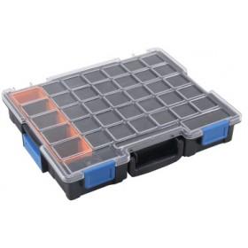 Boîte d'assortiment 12 casiers EuroPlus Pro K taille: 44/12-6 - Allit - Boîtes d'assortiment
