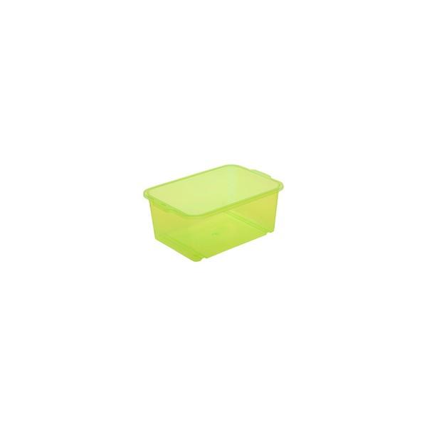 Bac de rangement wilma (L)250 x (P)170 mm vert - Keeeper   Bacs de Rangement