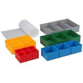 Jeu de casiers pour tiroirs EuroPlus Insert 63/22 - Allit | Casiers de Rangement