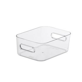 Boîte de rangement Compact Clear S 1,5 litres - Smarstore - Boîtes en Plastique