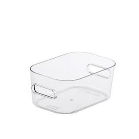 Boîte de rangement Compact Clear XS 0,6 litre - Smarstore - Boîtes en Plastique