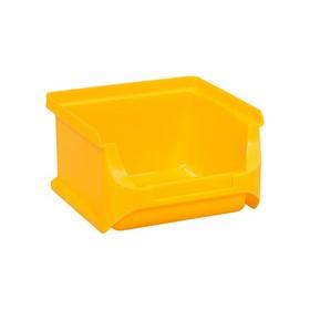 Bac à bec ProfiPlus Box 1 en PP taille 1 jaune - Allit   Stockage