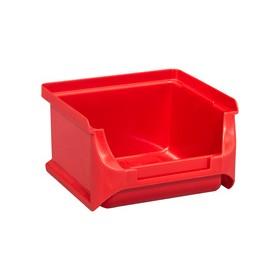 Bac à bec ProfiPlus Box 1 en PP taille 1 rouge - Allit   Stockage
