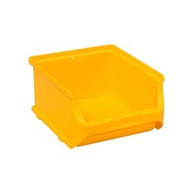 Bac à bec ProfiPlus Box 2B en PP taille 2B jaune - Allit   Stockage