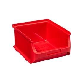 Bac à bec ProfiPlus Box 2B en PP taille 2B rouge - Allit   Stockage