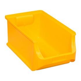 Bac à bec ProfiPlus Box 4 en PP jaune - Allit   Stockage