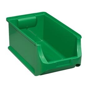 Bac à bec ProfiPlus Box 4 en PP vert - Allit   Stockage