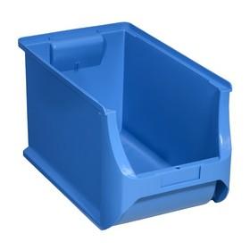 Bac à bec ProfiPlus Box 4H en PP bleu - Allit   Stockage