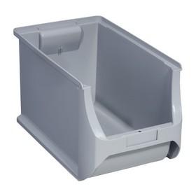 Bac à bec ProfiPlus Box 4H en PP gris - Allit   Stockage