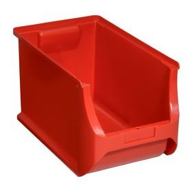 Bac à bec ProfiPlus Box 4H en PP rouge - Allit   Stockage
