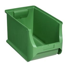 Bac à bec ProfiPlus Box 4H en PP vert - Allit   Stockage