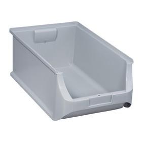 Bac à bec ProfiPlus Box 5 en PP gris - Allit   Stockage