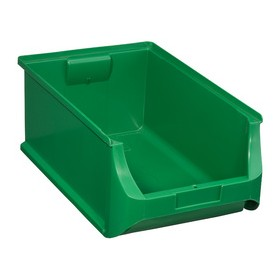 Bac à bec ProfiPlus Box 5 en PP vert - Allit   Stockage