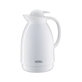 Carafe Isotherme PATIO 1 litre blanc - Thermos   Pichet Isotherme