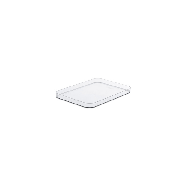 Couvercle pour boîte Compact Clear M - Smarstore