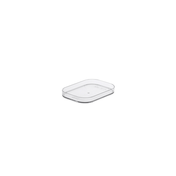 Couvercle pour boîte Compact Clear XS - Smarstore