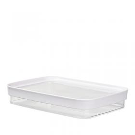 Boîte pour Aliments Secs Plate Optima 0,7 L transparente - Emsa