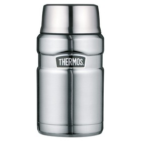 Récipient isotherme STAINLESS KING 0,71 l argent - Thermos | Récipient Isotherme