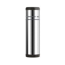 Bouteille isotherme Mobility 1 l noir / anthracite - Emsa
