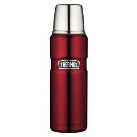 Bouteille isotherme Stainless King 0,47 litre rouge - Thermos
