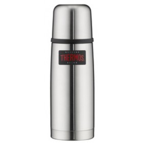 Petite Bouteille Isotherme 350 ml Light & Compact argent - Thermos